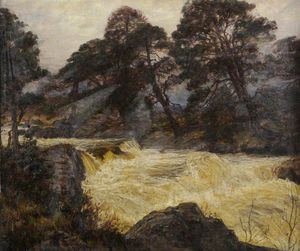 Alexander Brownlie Docharty - Glen Lyon et