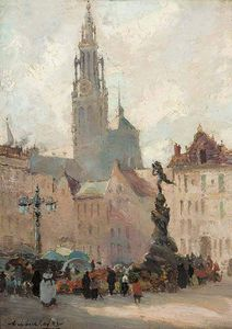 Archibald Kay - Anvers
