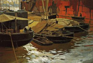 Enrique Martinez Cubells - port embarcations