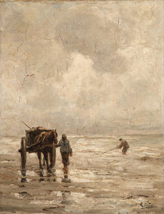 Evert Pieters - Clam Diggers