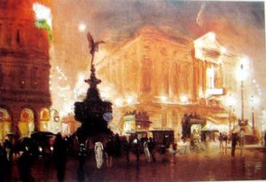 George Hyde Pownall - Piccadilly Cirque