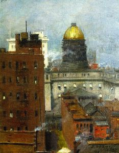 George Van Millett - Downtown Kansas City