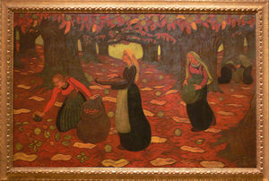 Georges Lacombe - L-automne