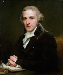 William Beechey - John Philip Kemble