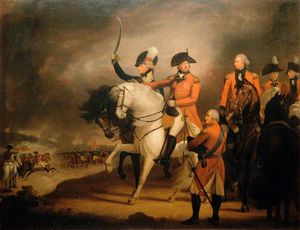 William Beechey - roi george iii Revoyant Le 10th Dragoons