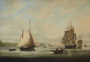 William Anderson - Southampton Water