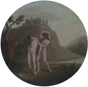 William Hamilton - Apollo Et Hyacinthe