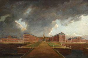 Daniel Turner - royal Hopital , Chelsea