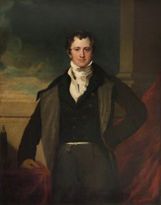 Henry William Pickersgill - humphry davy