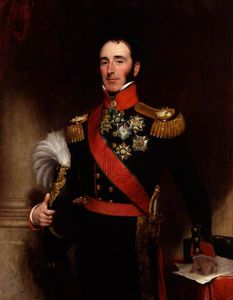 Henry William Pickersgill - Monsieur john conroy , 1st Bt