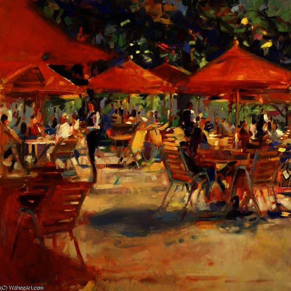 Jardin Urbano Cafe Art Valencia: Le Café Du Jardin De Peter Graham Ii