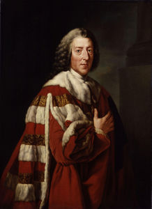 Richard Brompton - william pitt , 1st comte de Chatham