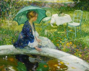 Richard Edward Miller - le flaque
