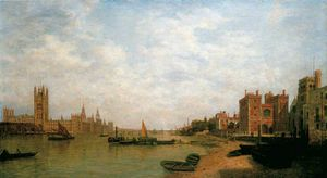 Henry Pether - De westminster de lambeth