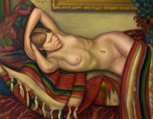 Mark Gertler - dormir nu