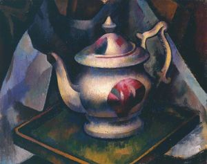 Mark Gertler - Le Tea Pot