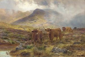 Louis Bosworth Hurt - Une Skye Landes