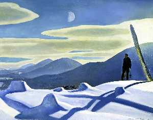 Rockwell Kent - Le trappeur