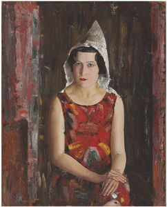 Boris Dmitrievich Grigoriev - fille de Californie