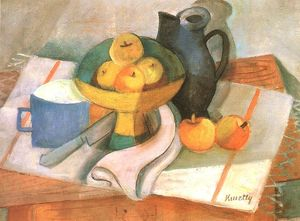 Janos Kmetty - Nature morte