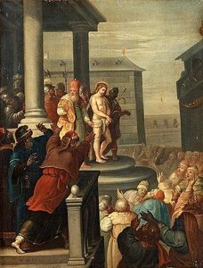 Willem Van Herp The Elder - Ecce Homo
