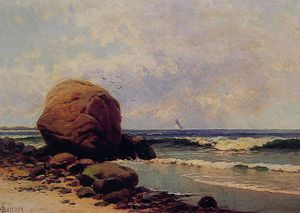 Alfred Thompson Bricher - paysage marin