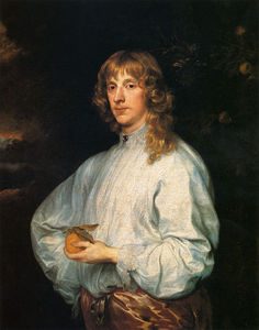 Anthony Van Dyck - monsieur anthony van james stuart duc de richmond»