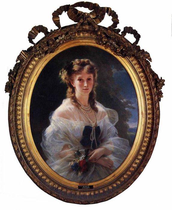 Xavier princesse Sophie Troubetzkoï duchesse de Morny de ...