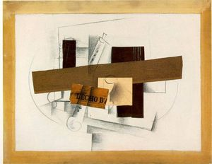 Georges Braque - tenora