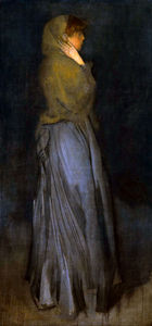 James Abbott Mcneill Whistler - construction effie doyens dim
