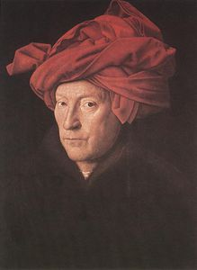 Jan Van Eyck - Man dans un Turban