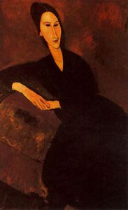 Amedeo Modigliani - Untitled (5105)