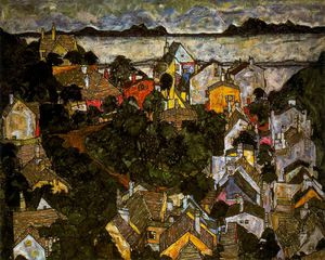 Egon Schiele - Untitled (1306)
