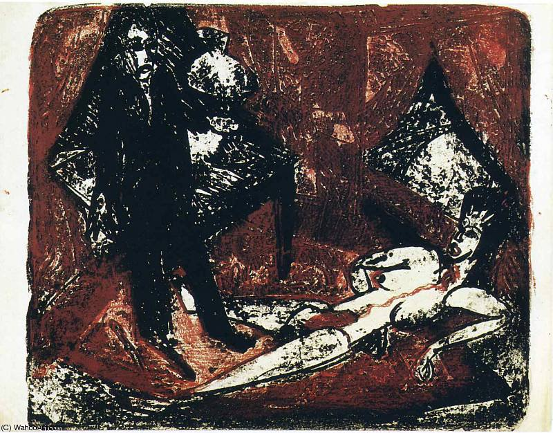 Untitled (3212) de Ernst Ludwig Kirchner (1880-1938, Germany)