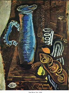Georges Braque - Untitled (3165)