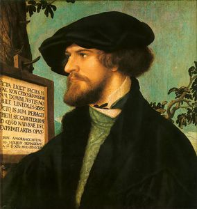 Hans Holbein The Younger - sans titre (4188)