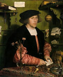 Hans Holbein The Younger - sans titre (6996)