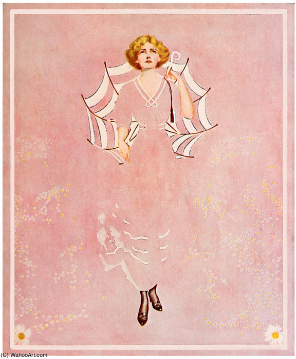Untitled (554) de Coles Phillips (1880-1927, United States)