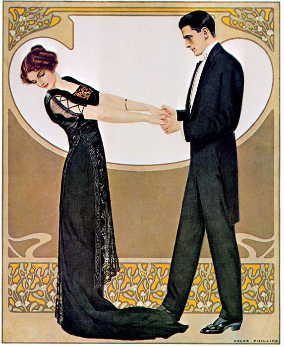 Untitled (307) de Coles Phillips (1880-1927, United States)