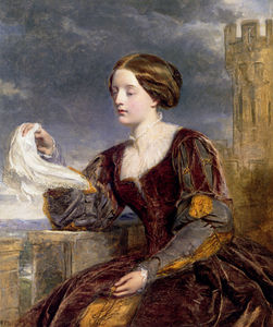 William Powell Frith - Le signal