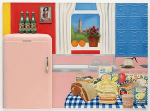 Tom Wesselmann - Nature Morte 30