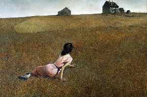 Andrew Wyeth - Christina-s Monde