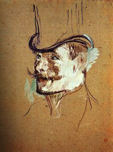 Henri De Toulouse Lautrec - Image de l année william warrener