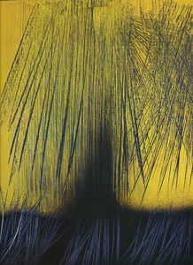 Hans Heinrich Hartung - Untitled (611)