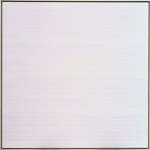 Agnes Martin - Untitled no. - (1)
