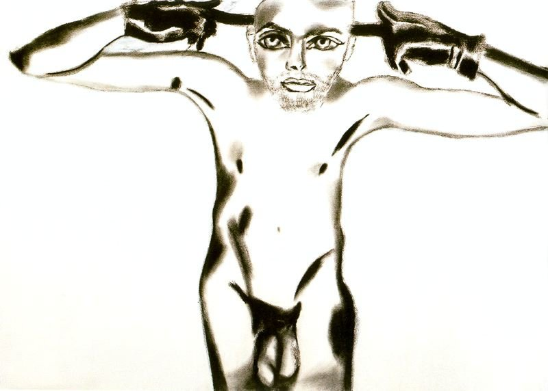 Untitled (797) de Francesco Clemente