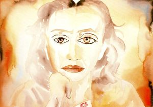 Francesco Clemente - Untitled (819)