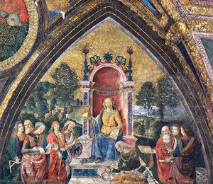 Pinturicchio - Untitled (212)