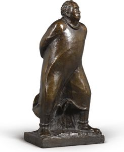 Ernst Barlach - Untitled (207)