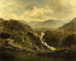 Edward Henry Holder - Borrowdale, Cumbria